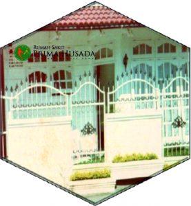 Rumah Praktek dengan logo