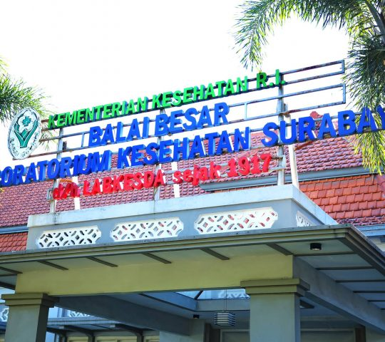 Balai Besar Laboratorium Kesehatan Surabaya