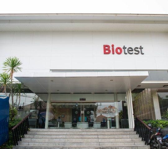 Laboratorium Klinik Biotest
