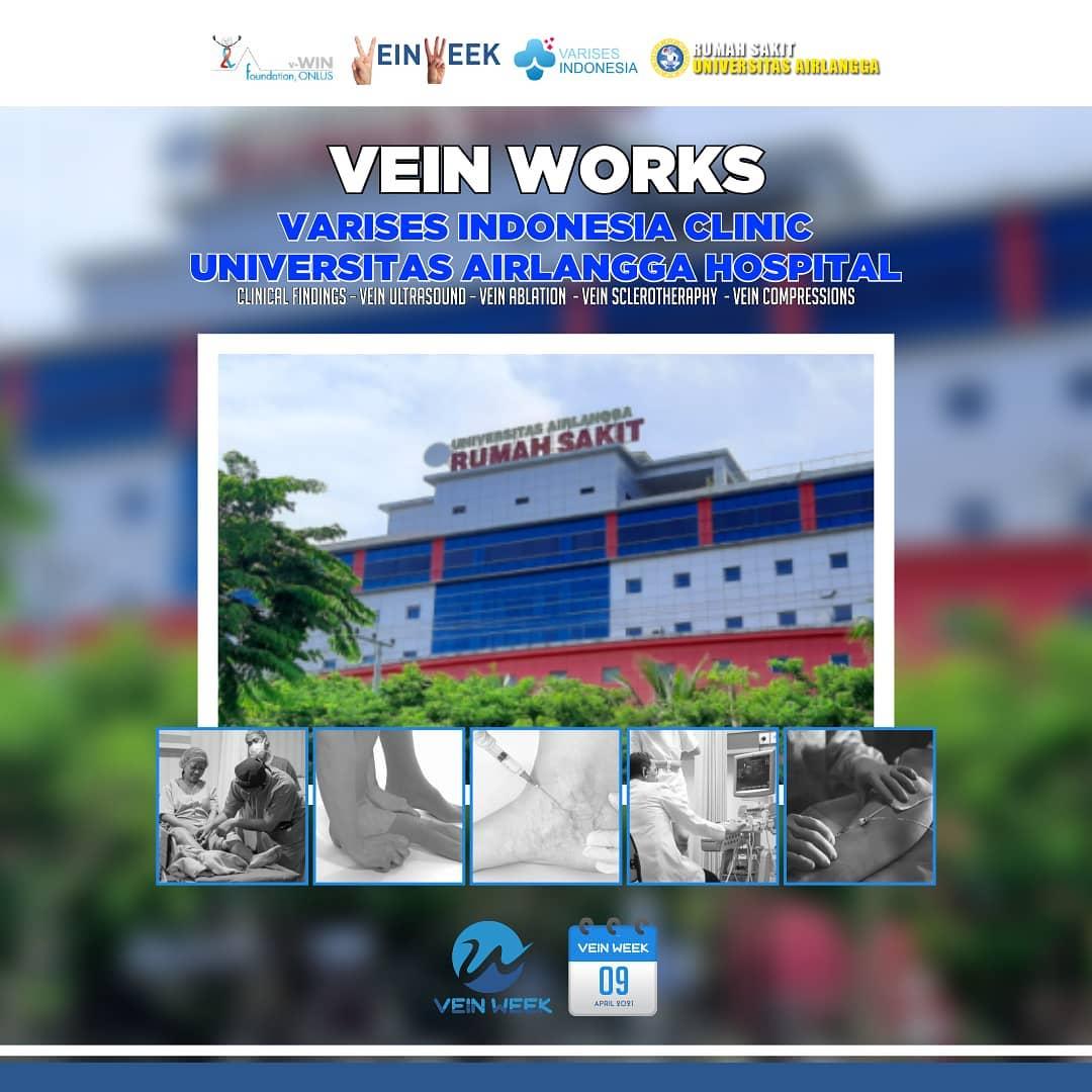 Klinik Vaskular RS Universitas Airlangga