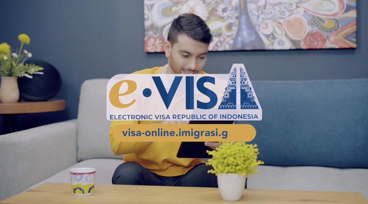 Evisa- Indonesia