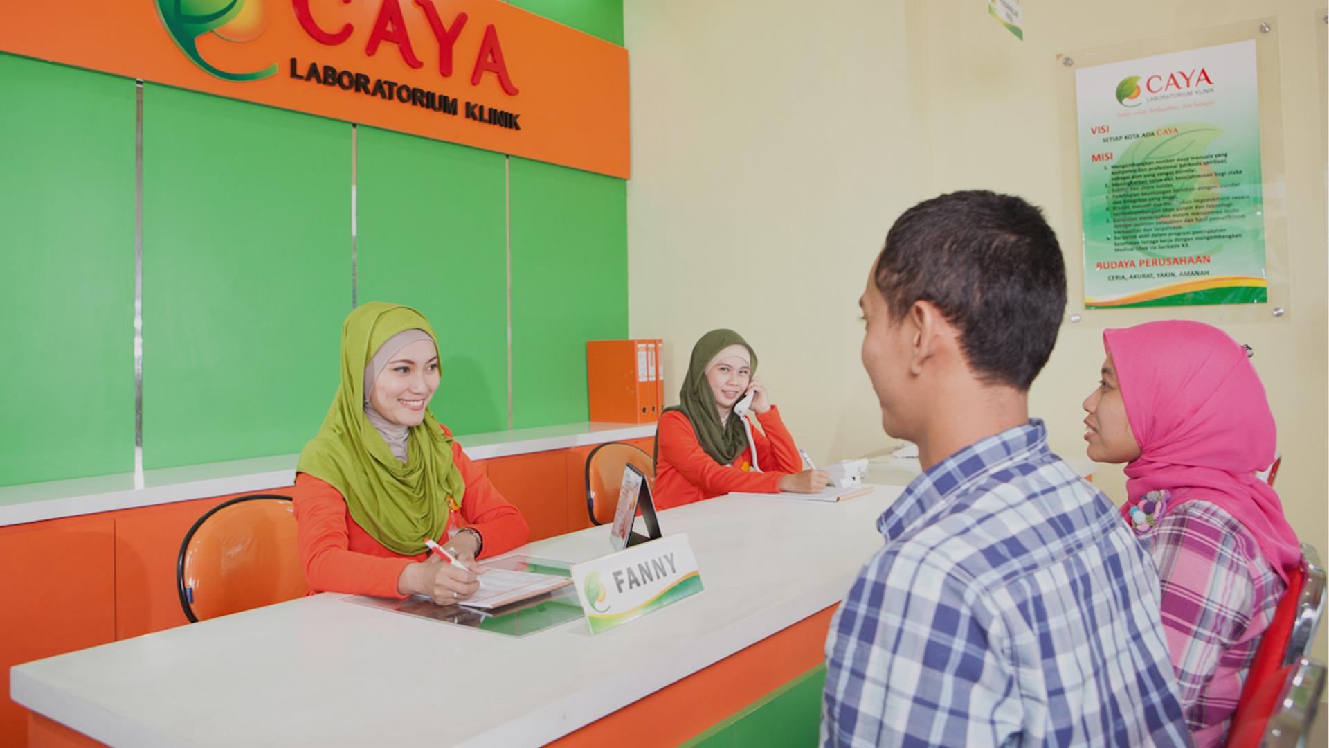 Laboratorium Klinik Caya Surabaya