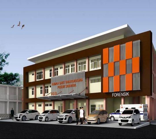 Rumah Sakit Bhayangkara Pusdik Sabhara Porong