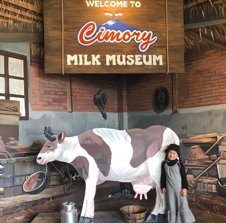 milk museum