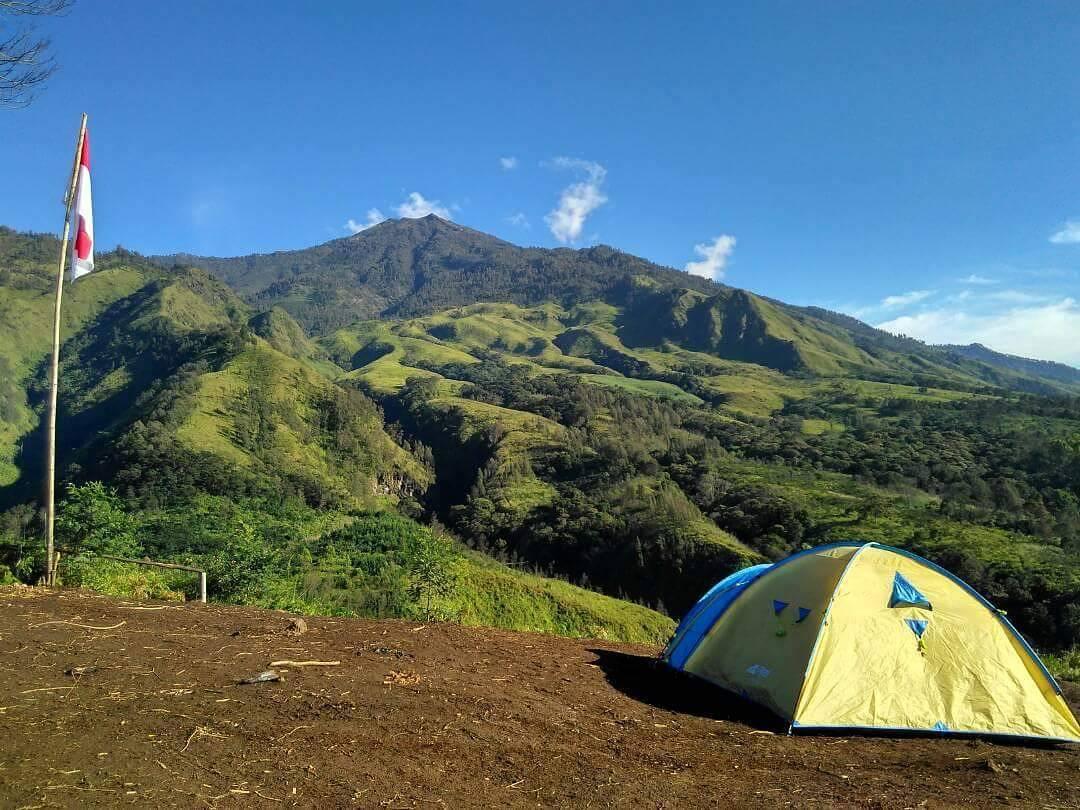 Budug Asu Camp