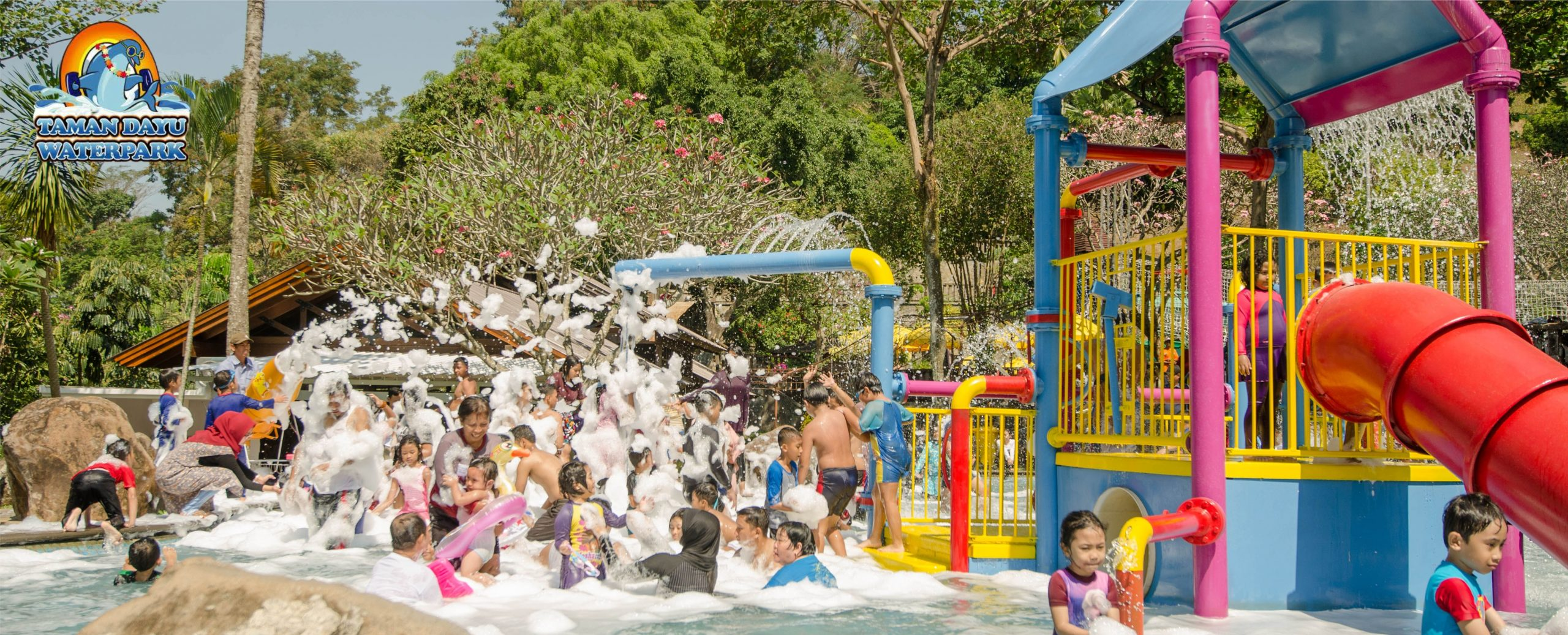 The Taman Dayu Waterpark
