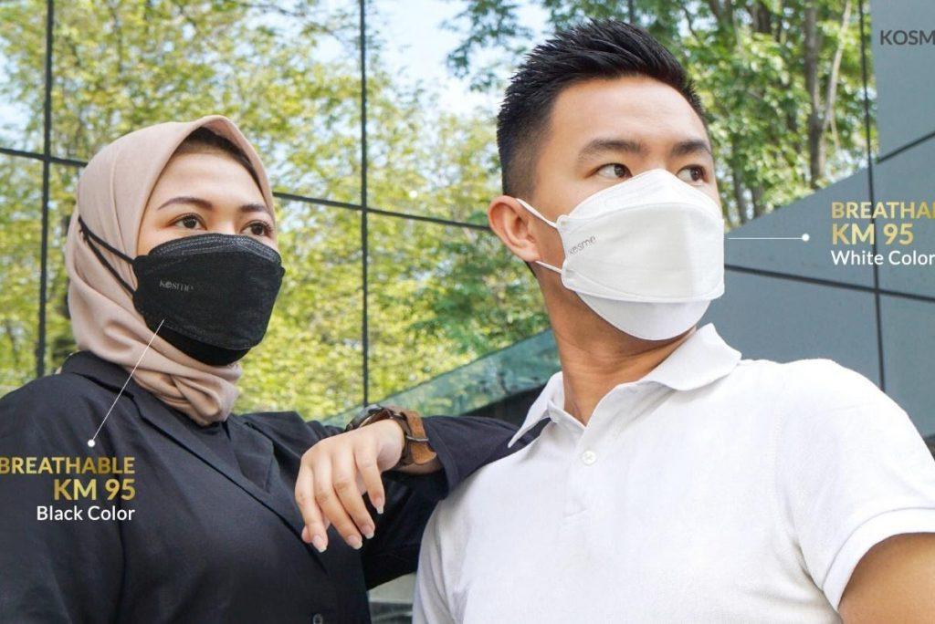 Kosmemask, Inovasi Terbaru dari PT Kosmetika Global Solution